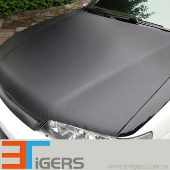 3D carbon fiber auto vinyl wrapping films