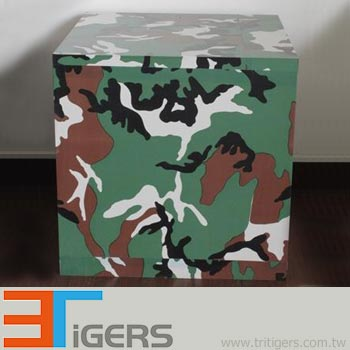 army graphic motor PVC wrapping films